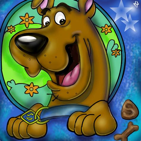 painting scooby doo scooby doo where are you slimber drawing and