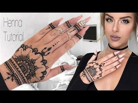henna tattoo tutorial chrisspy henna tutorial chrisspy doovi