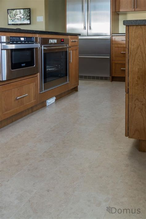 kitchen with cork flooring a home remodel pinterest