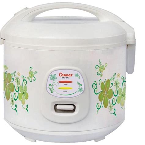 Rice Cooker Cosmos maret 2013 aneka