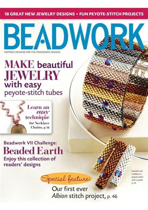 beading magazines 110 best images about beading magazines on