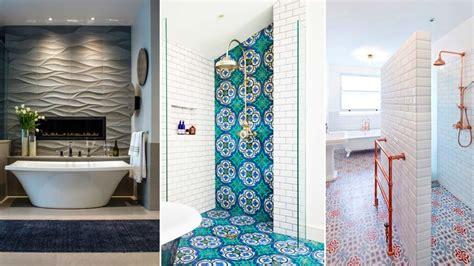 bathroom decorating trends get this look 9 bathroom design trends we re swooning