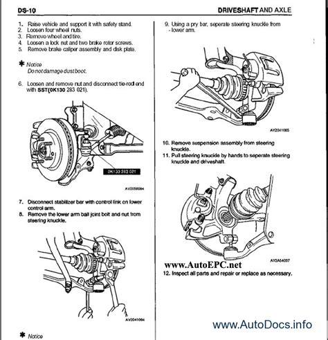 kia carnival sedona repair manual order