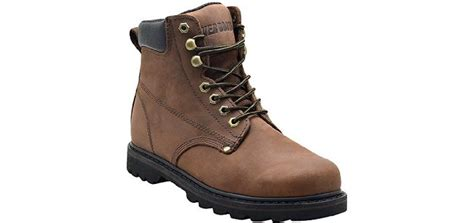 best lightweight work boots for