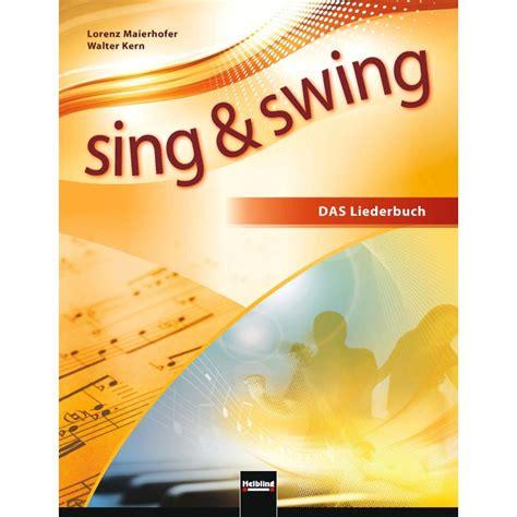 sing swing sing swing das liederbuch 18 90