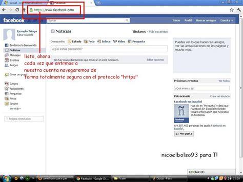 como hacer caritas en facebook taringa como hacer para que no te hackeen tu cuenta en facebook