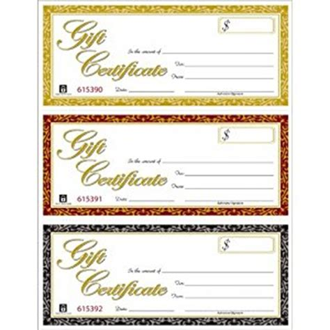 publisher gift certificate template gift certificate templates publisher