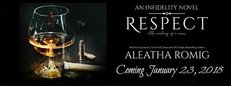 respect an infidelity series novel books coverreveal respect by aleatha romig musings of the