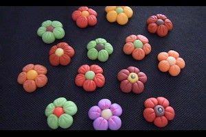 fiori pasta di sale fiori in pasta di mais pasta di mais fai