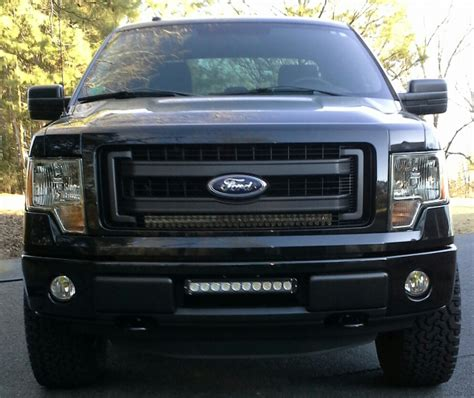 Generic Led Light Bar Install Pics Page 4 Ford F150 Led Light Bar F150