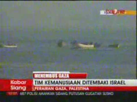 detik jerusalem detik detik serangan israel ke kapal kemanusiaan gaza