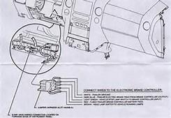 brake controller wiring diagram ford brake controller wiring diagram ford images