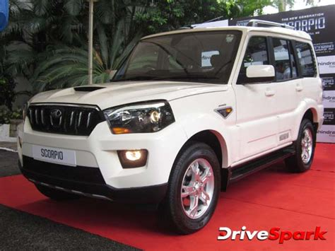 mahindra scorpio model 2016 upcoming mahindra cars in india 2016 17 drivespark
