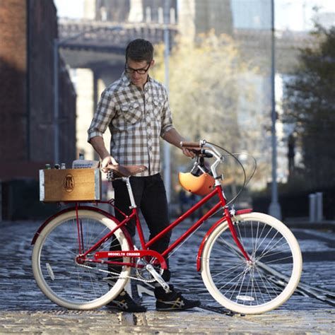 design milk bike special edition brooklyn cruiser bicycle for moma design