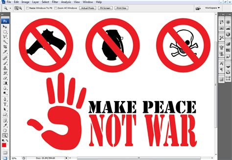 Kaos Choose Peace by Koleksi Psd Desain Kaos Make Peace And Not War
