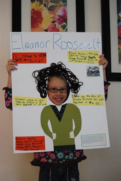 biography ideas for second graders cottage on blackbird lane another 3rd grade biography