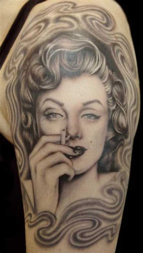 marilyn monroe tattoo designs 20 marilyn tattoos designs for sleeve