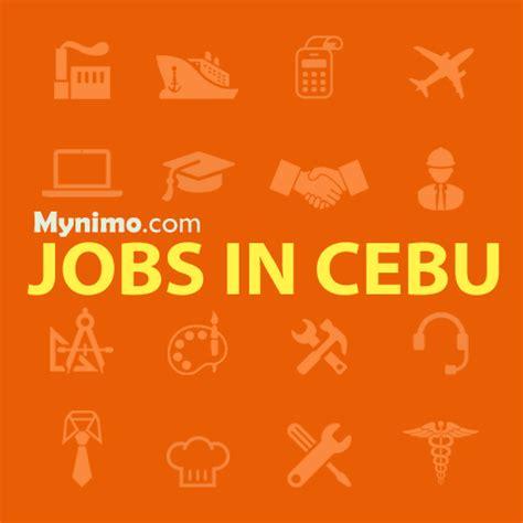 Office Job Resume by Mynimo Cebu Jobs Super Simple Job Search In Cebu