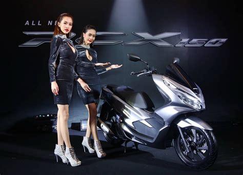 Pcx 2018 Aerox by ใหม All New Honda Pcx 150 2018 2019 ราคา ฮอนด า Pcx 150