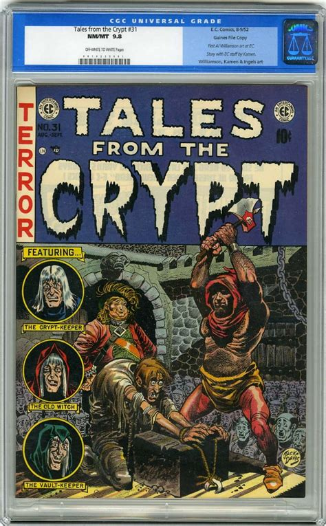 tales from the blind books 133 best images about ec comics on horror