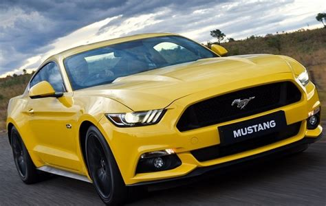 8 Reasons I Sports Cars by Sports Cars In Sa Mustang Remains Top Porsche Returns
