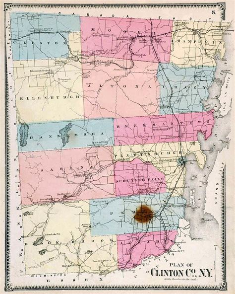Clinton County Ny Records Ugrr Lessons