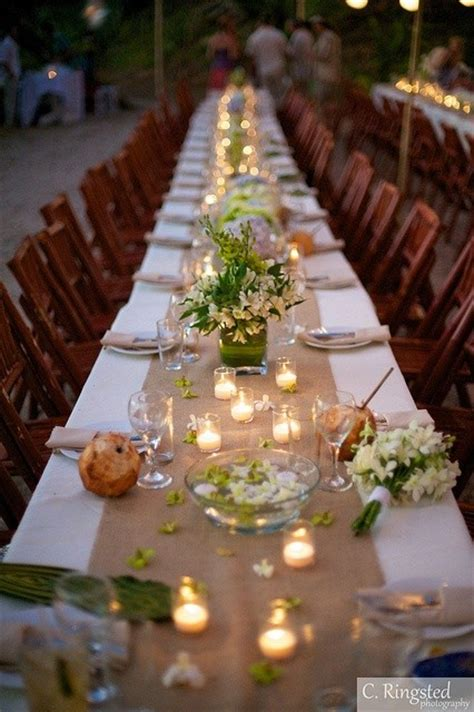 Table Settings For Weddings Fancy S Day Outdoor Table Decor 2016 Fashion