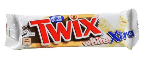 Twix White twix white xtra limited edition 75g approved food