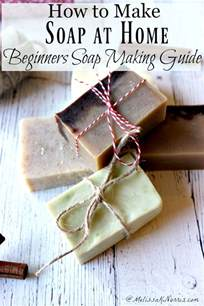 beginners soap making guide how to make soap at home