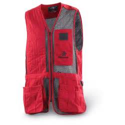 Carhartt Rugged Vest Winchester 174 Shooting Vest Red 122157 Vests At