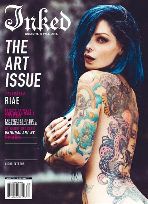 heartbeat ink tattoo magazine inked magazine culture style art discountmags com