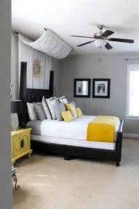 Yellow Master Bedroom Diy Canopy Master Bedroom The New Mrs Stott