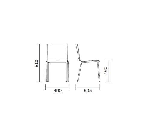 sedia kuadra sedia kuadra xl 2401 rosso pedrali designperte it