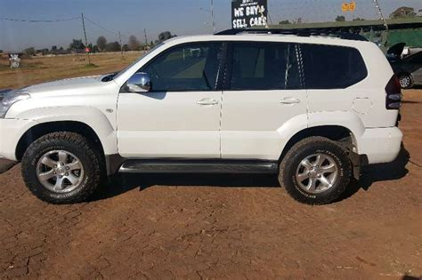 2005 toyota land cruiser prado cars for sale in gauteng
