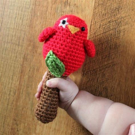 Sale Rattle Baby Grow 17 best images about crochet baby rattles on