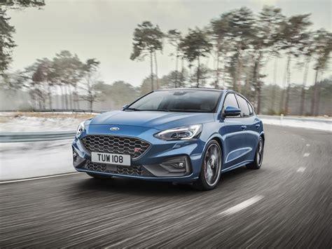 ford focus st revealed  diesel power