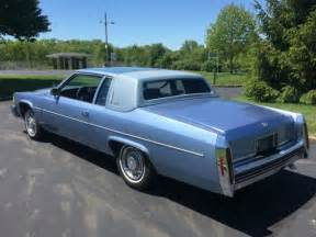 1982 Cadillac Coupe Parts Classic 1982 Cadillac Coupe No Reserve For
