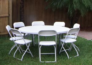 table and chair rentals miami tableround cinnamonstixx rentals miami bounce house rental in miami