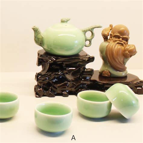 tea set ceramic kung fu celadon tea set porcelain