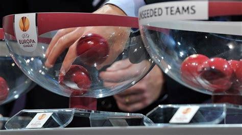 teste di serie europa league confermate le teste di serie uefa europa league