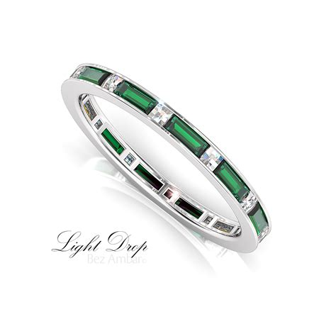 Wedding Bands With Baguettes by Wedding Bands With Baguettes