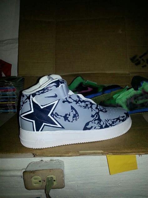 Galerry dallas cowboys custom shoes