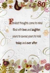 Happy 80th birthday quotes quotesgram