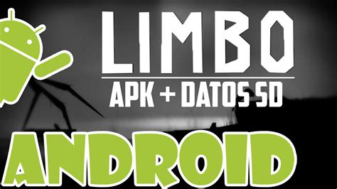 limbo apk descargar limbo para android apk datos sd