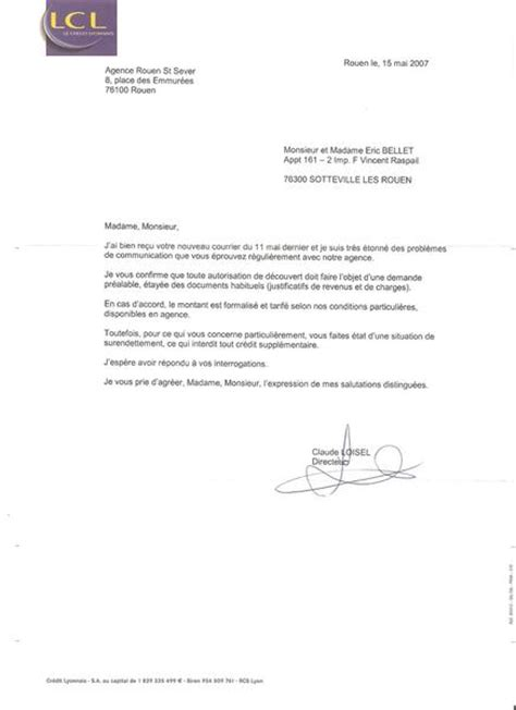 Demande De Credit Bancaire Lettre Eric Bellet President Des Victimes 21 Juin 2010 Vous Informe De Consulter Les 200 Premiers