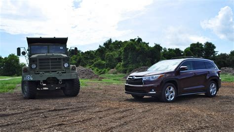 toyota awd cars 2015 toyota highlander awd limited review