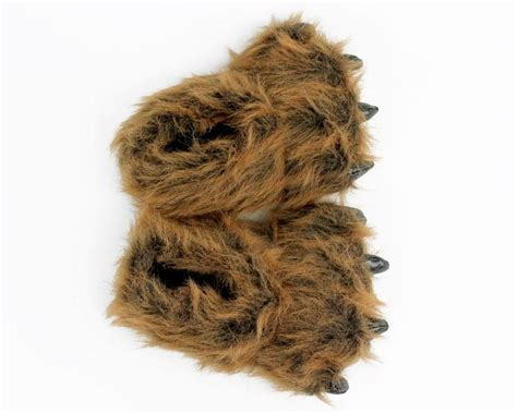 grizzly paw slippers grizzly paw slippers slippers for