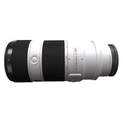 Harga Lensa Sony by Jual Sony Fe 70 200mm F4 G Oss Harga Dan Spesifikasi