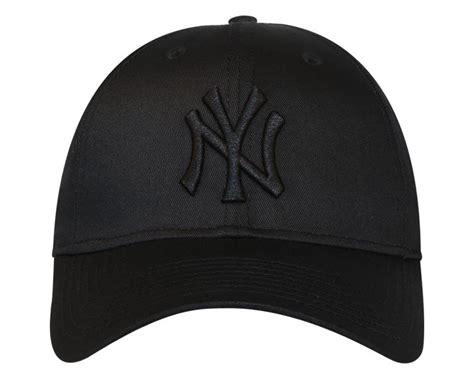 imagenes gorras negras gorra mlb ny yankees negra 1389372 coppel