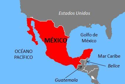 limite seguro en estado de mexico l 237 mites de m 233 xico saber es pr 225 ctico